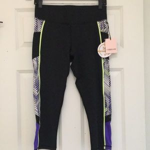 Tail by Chrissie Tennis/Athletic Leggings, NWT!